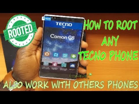 Root Any Tecno Devices With KingRoot