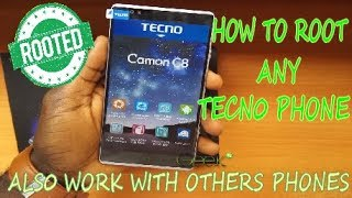 How To Root Tecno In2