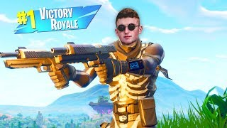 Infinite Lists Getting VICTORY ROYALES.. (LIVE)