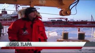 Tanker Carrying Fuel Nears Iced-in City of Nome