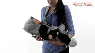 Видео инструкция к рюкзаку-кенгуру Baby Active Simple