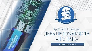 День программиста «IT's Time»
