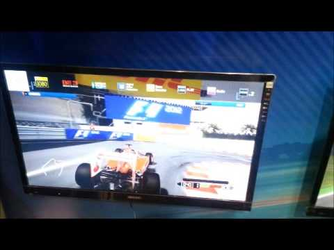 Sony Gamer's Day Riyadh 2012 [ F1 2012 Gameplay ]