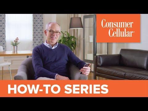 Alcatel Kora: Overview & Tour (1 of 8) | Consumer Cellular