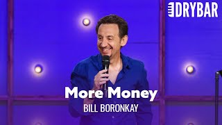 When Your Girlfriend Makes More Money Than You. Bill Boronkay