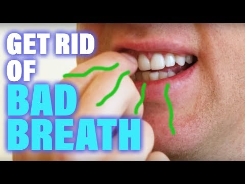 Bad Breath How To Get Rid Of Halitosis Remedy Hacks Cure Solution Stop Causes Permanentl