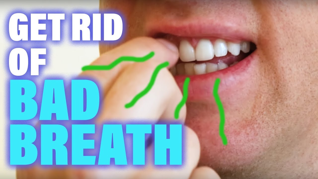 Bad Breath How to Get Rid of Halitosis Remedy Hacks Cure Solution ...