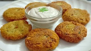 Falafel Recipe    Crispy Fried Middle Eastern Snack   Cookwithlubna