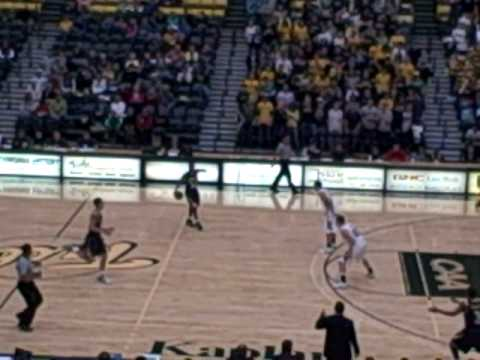 William and Mary Tribe vs Drexel Dragons Clip
