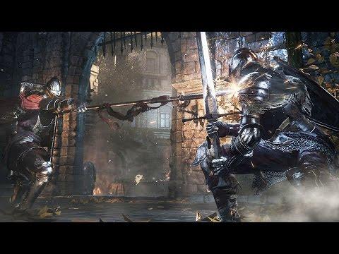 HIDDEN KATANA! Mini BOSS Fight Dark Souls 3 GAMEPLAY! Uchigatana LOCATION!