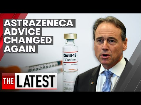 AstraZeneca vaccine advice changed again, minimum wage increase increases by 2.5 per cent   7NEWS