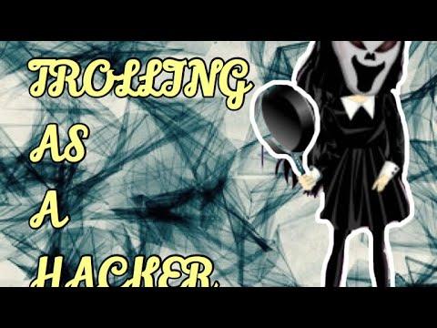 Trolling as a msp hacker!