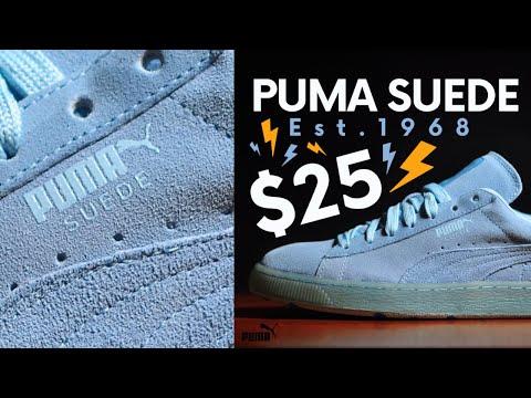 $25 Skate Shoes!!! / Puma Suede