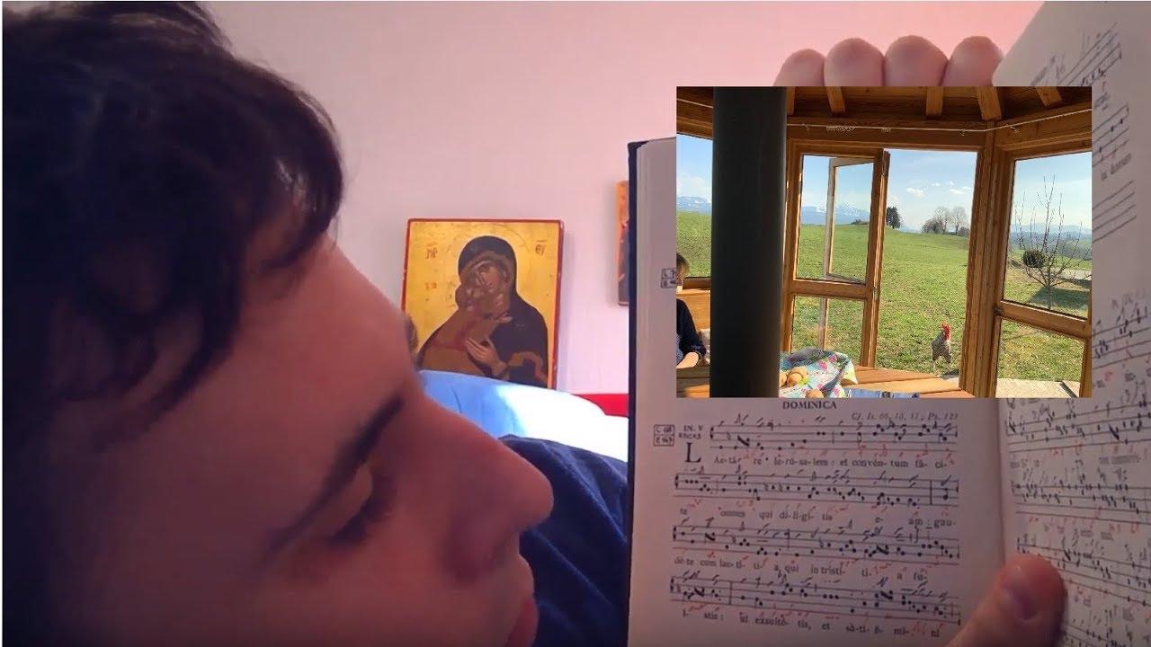 Lll 54 Laetare Kaffeeklatsch Mit Max Der Musiker Vesper Segnung Eines Garten Pavillons