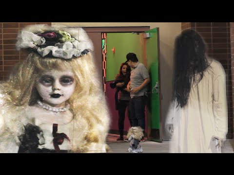 Thumbnail: ANNABELLE DOLL SCARE PRANK!!!
