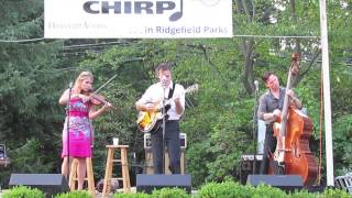 "Hot Club of Cowtown - ""Sweet Sue, Just You"" - CHIRP, Ridgefield, CT, 8.2.12"