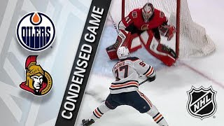Edmonton Oilers vs Ottawa Senators – Mar. 22, 2018 | Game Highlights | NHL 2017/18. Обзор