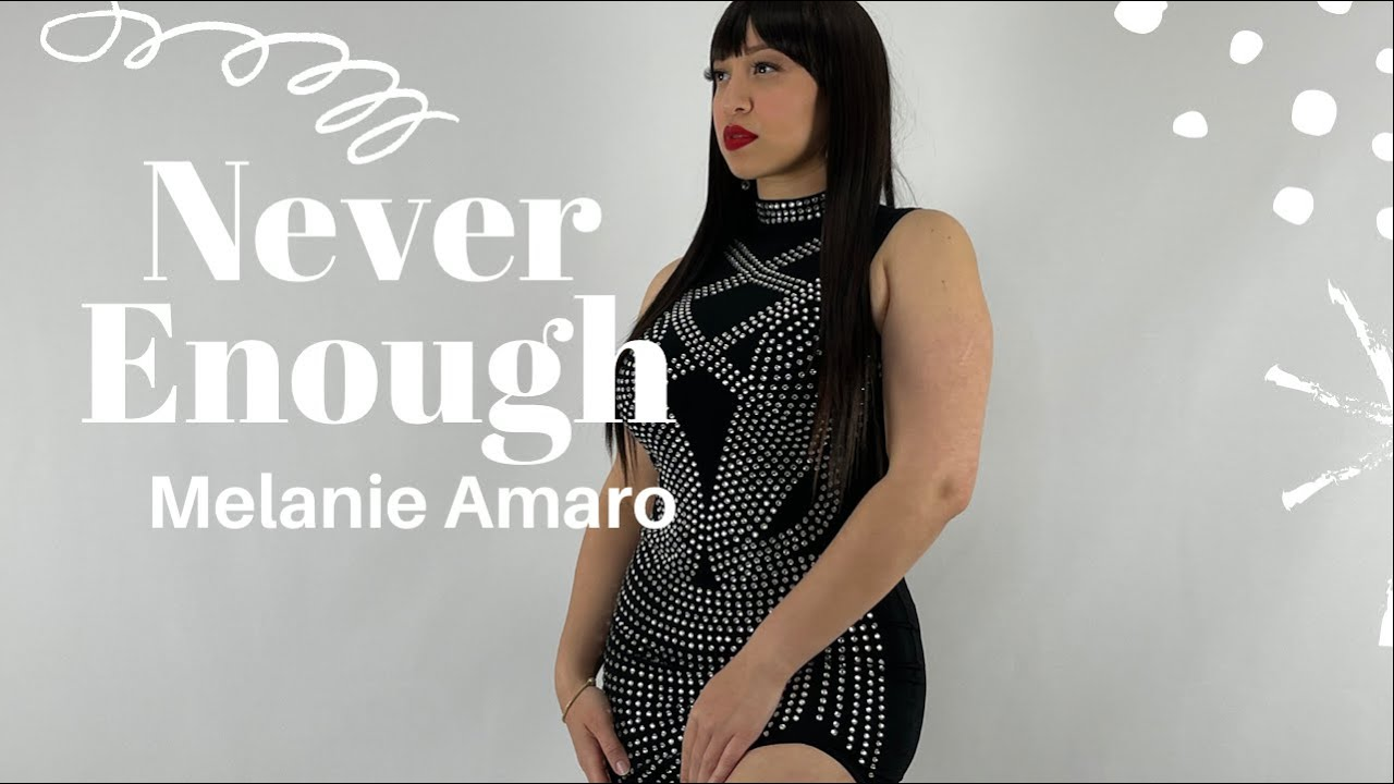 Never Enough ( The Greatest Showman ) - Melanie Amaro Cover