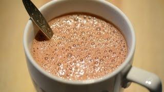 Горячий Шоколад / Как Приготовить Шоколадный Напиток / Настоящий Горячий Какао