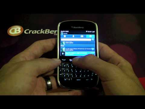 A quick look at BBM Music for BlackBerry!