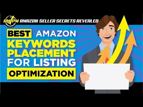 Strategic Keyword Placement Tips to Boost Your Amazon Ranking – Amazon Seller Secrets Revealed