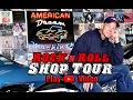 American Dream Machines: Shop Tour