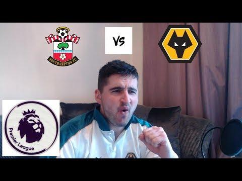 Southampton 2-3 Wolves LIVE | Watch Along
