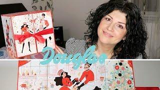 Unboxing Douglas Lovely Advent Calendar | ALIELA #aliela #calendareadvent2018 #douglas