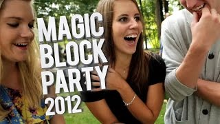 MAGIC Block Party - 2012 - JustinFlom