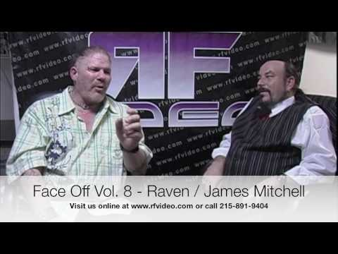 Face Off Vol. 8 Midnight Madness Raven & James Mitchell P