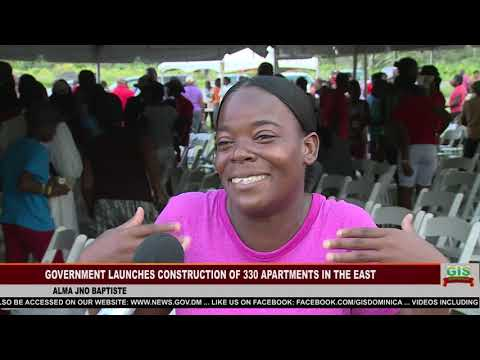 GIS Dominica National Focus for June 7, 2018