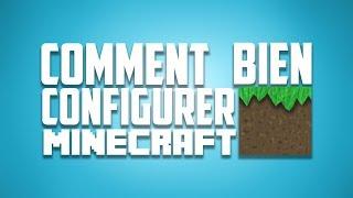 Tuto : Comment Bien Configurer Minecraft pour les petit PC ( 1.8 - 1.14 )