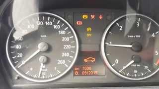 Problema BMW 320d E90 dardaiala la relanti