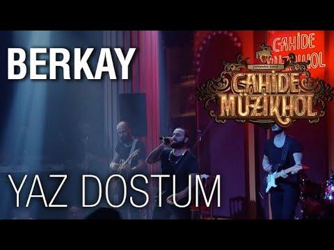 Berkay- Yaz Dostum @Cahide Müzikhol- Dinner Theater