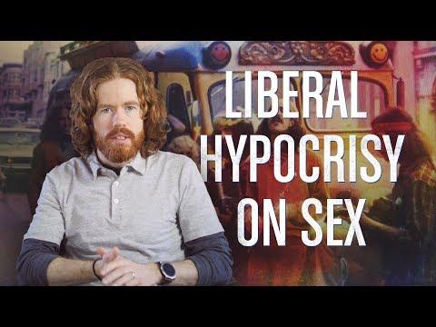 Liberal Hypocrisy On Sex