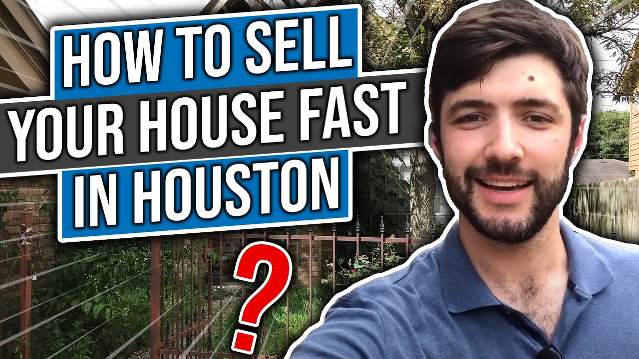 How to sell your house in Houston