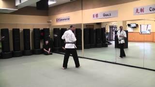 Kenpo Six - technique 5
