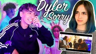 ردة فعل الاجانب على اغنية دايلر - اسف ( فيديو كليب حصري ) | 2019