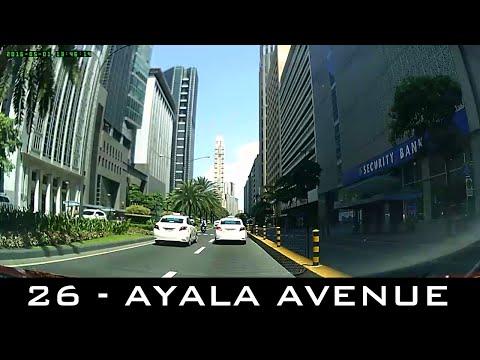 Road Trip #26 - Ayala Avenue (Makati)