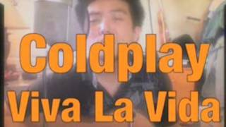 Coldplay - Viva La Vida - David Choi Cover