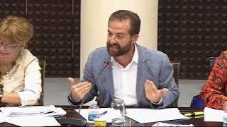 Juan Márquez (Podemos) sobre los decepcionantes presupuestos para 2018 en cultura, turismo y deporte