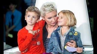 ДИАНА АРБЕНИНА- получила приз как успешная мама-Mama Award 2018(домашнее видео)
