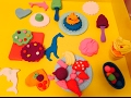 Play doh delightful desserts,İce Cream, cakes, Bakery! Fun for Children.