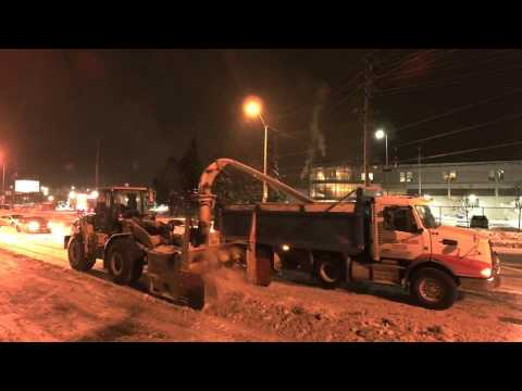 Laurent Leblanc Ltd Ottawa Snow Removal