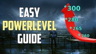 Destiny 2 : Ausführliches Powerlevel Guide | Schnell von 0 auf 300 | Alle Tipps & Tricks Deutsch