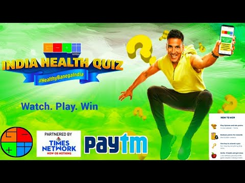 Goqii Quiz Contest : Win Upto 5 Lakh Prizes || Goqii Helth Quiz Contest || Walk And Win Prize Goqii