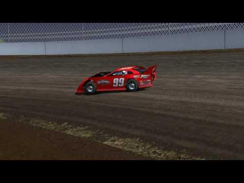 rFactor - DirtWorks Designs Late Models - Skagit Speedway