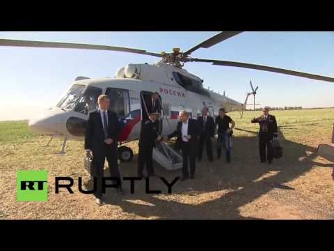 Russia: Putin visits Rostov region to discuss agricultural development