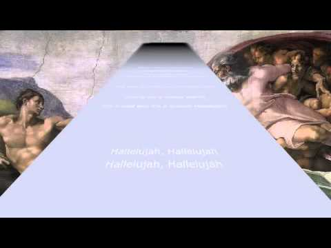 Hallelujah - Blake w/ Lyrics