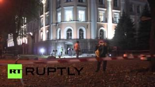 У здания одесского СБУ прогремел взрыв